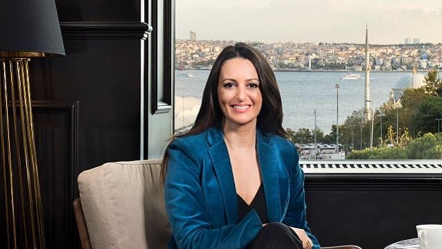 Ela Ergin yeniden Ritz - Carlton İstanbul'da