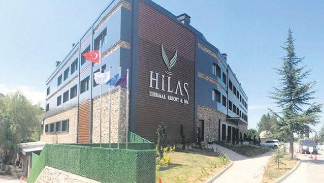 20 milyon liralık termal otel açıldı