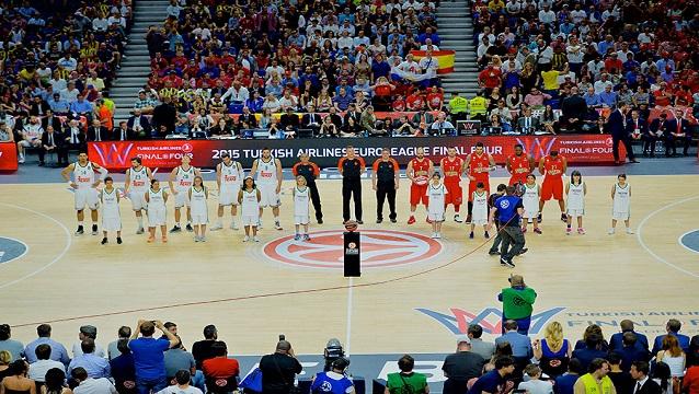 2017 THY Euroleague Final Four'a İstanbul ev sahipliği yapacak