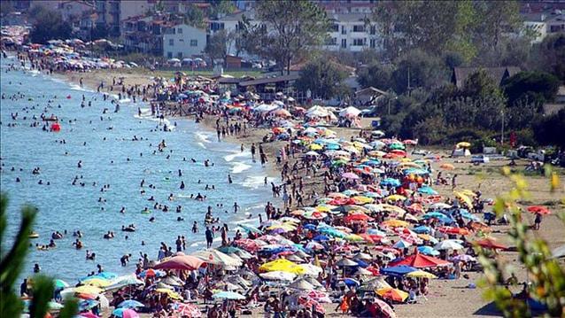 2022'de turist sayısı 55 milyonu aşacak