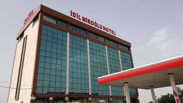 30 milyon liralık otel açıldı