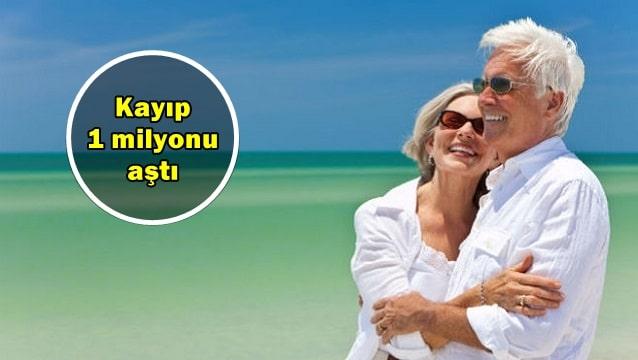 65 yaş üstü turist grubu Türkiye'ye küskün...