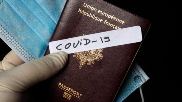 AB'ye giriş için aşı pasaportu şartı!