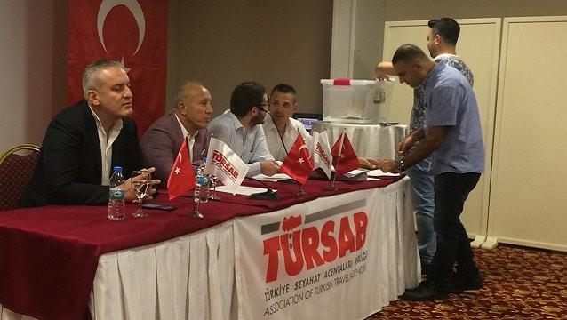 Adana YTK başkanlığını Murat Şirin kazandı