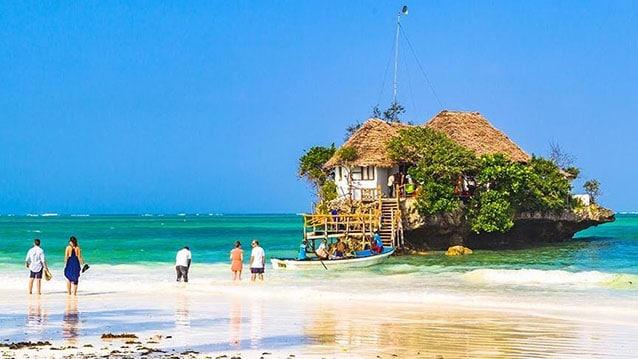 Afrika'nın muhteşem plajları...