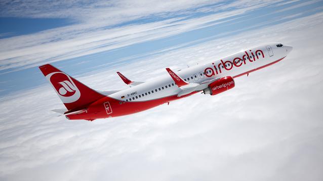 Air Berlin'de kriz derinleşiyor