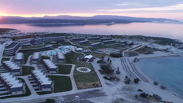 Dev oteli 200 milyon Euro'ya satıyor
