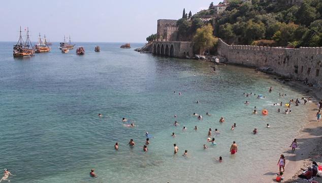 Alanya Mayorka, Sicilya ve Santorini'yi geride bıraktı