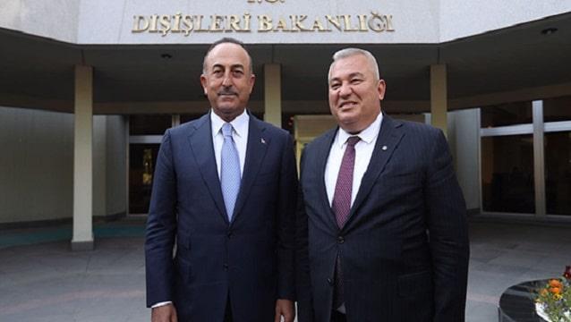Alanya Ticaret Odası Başkanı Mevlüt Çavuşoğlu'ndan polis istedi