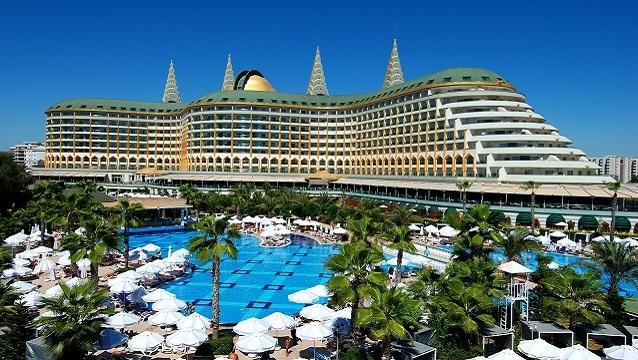 Almanların Türkiye'de tercih ettiği otel sıralamasında son durum