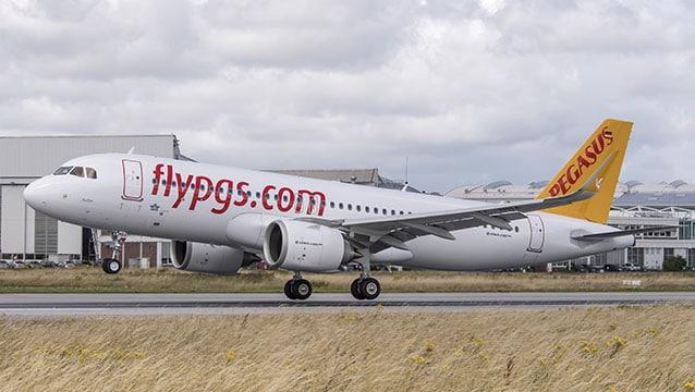 Ankara'dan Paris uçuşlarına başlıyor