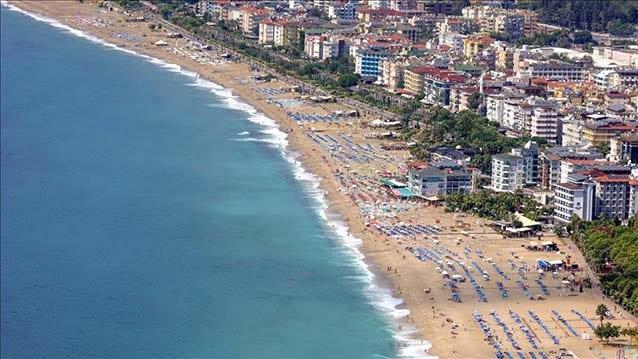 Antalya Gazipaşa ilk 5 yıldızlı oteline kavuşuyor