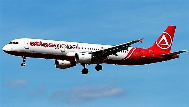 Atlasglobal'den açıklama: Kopenhag uçuşlarımız normale döndü