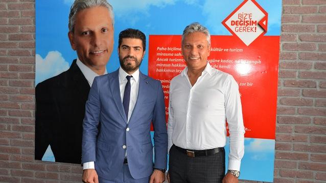 TÜRSAB seçimlerinde dengeler değişiyor... Avrupa BYK Firuz Bağlıkaya'yı destekleyecek