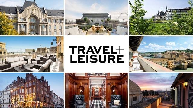 Avrupa'nın en iyi 15 şehir oteli açıklandı İstanbul'dan bir otel de listede
