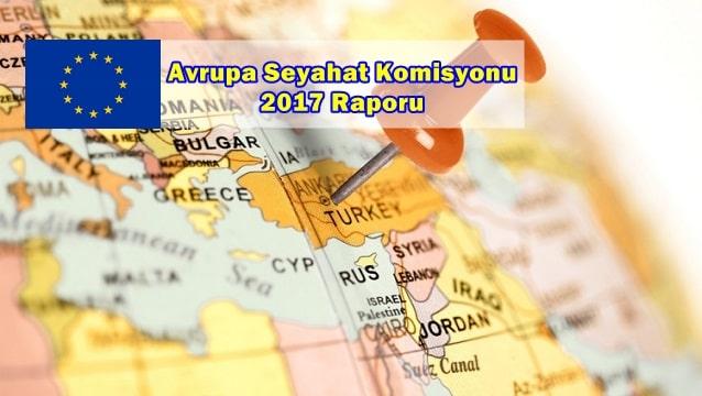 Avrupa Seyahat Komisyonu'ndan Türkiye vurgusu