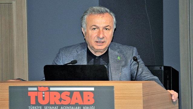 Başaran Ulusoy: Tecrübemizi TÜRSAB Akademi'de birleştirdik