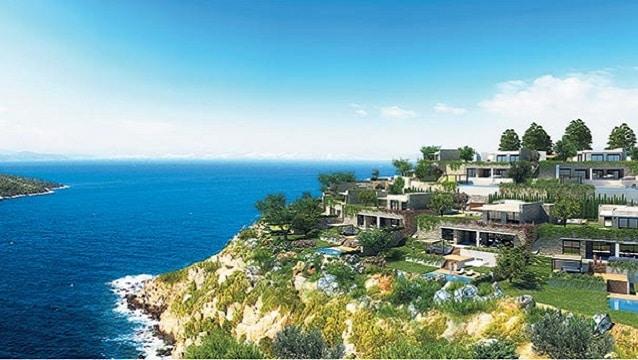 BESA Grup Bodrum'un en büyük projesi için Hilton'u seçti