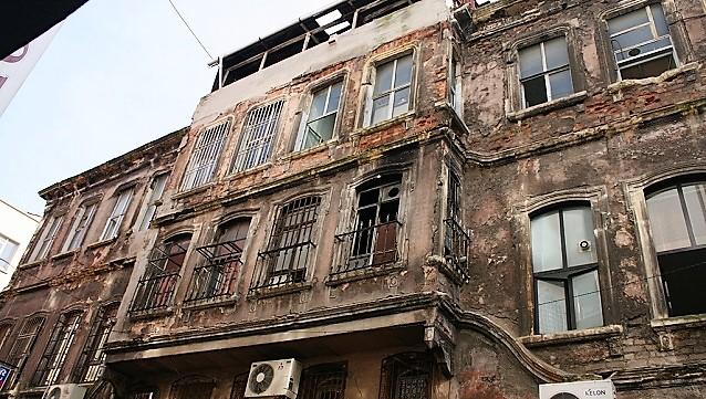 Bir tarihi bina daha otel olacak
