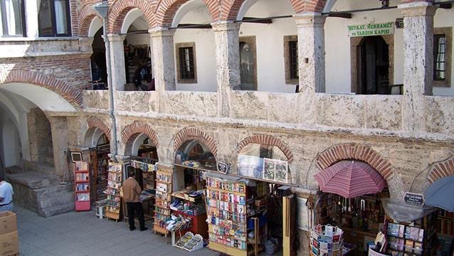 Bolu'nun tarihi bölgesine butik otel geliyor