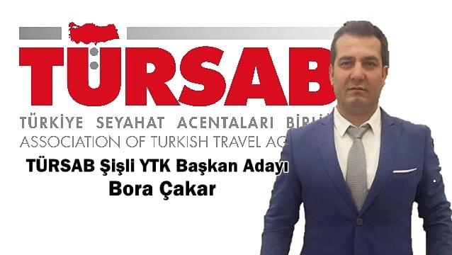 Bora Çakar Şişli YTK için adaylığını açıkladı