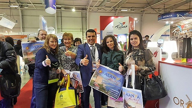Bulgarlar Akdeniz'e iniyor
