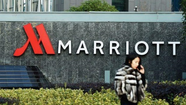 Çin'den JW Marriott Otel'e kapatma cezası