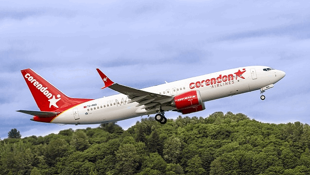 Corendon Airlines Europe'dan 2019'da yeni destinasyonlar!