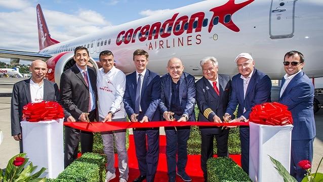 Corendon filosuna 3 yeni Boeing 737 Max 8 daha katılıyor