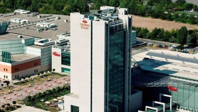 Crowne Plaza Ankara'ya yeni kiracı