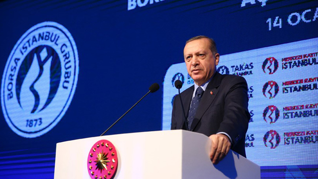 Cumhurbaşkanı Erdoğan'dan turizmcilere çağrı!