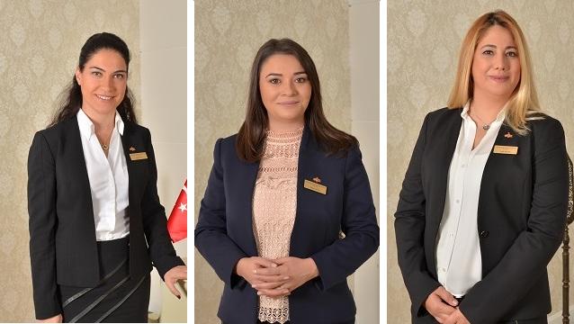 CVK Hotels & Resorts'de 3 yeni atama