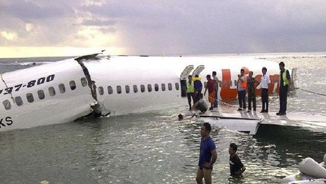 Düşen uçak daha önce dört kez arıza vermiş
