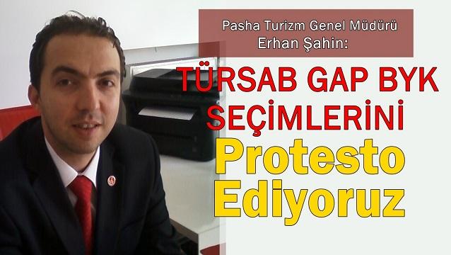 Erhan Şahin: Yapılan baskın seçimdir!