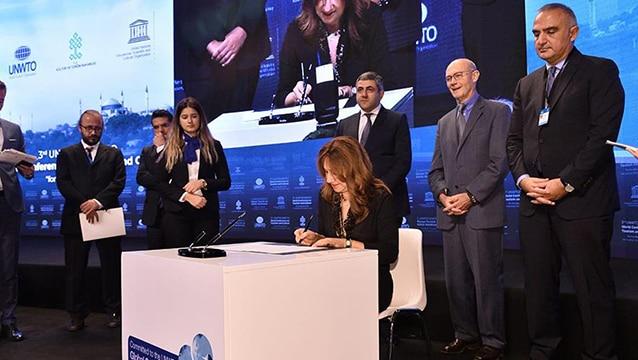 Etik turizm için imzalar atıldı