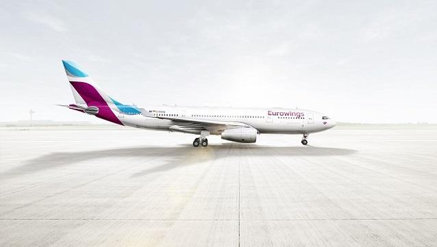 Eurowings'ten 32 yeni uçuş noktası