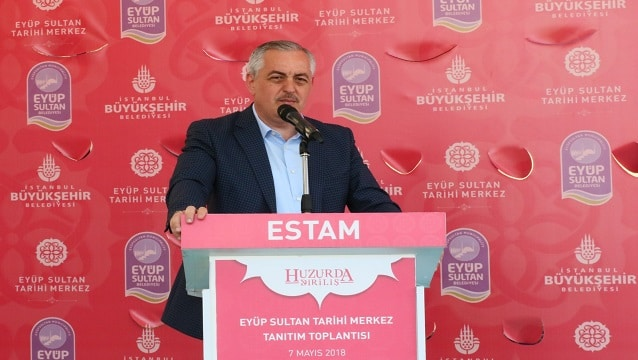 Eyüpsultan'daki restorasyon projesinin detayları ortaya çıktı...