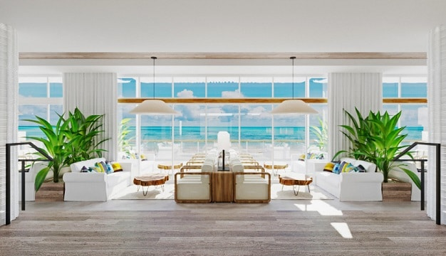 FTI Group yeni otel markasını Alaçatı'da açtı