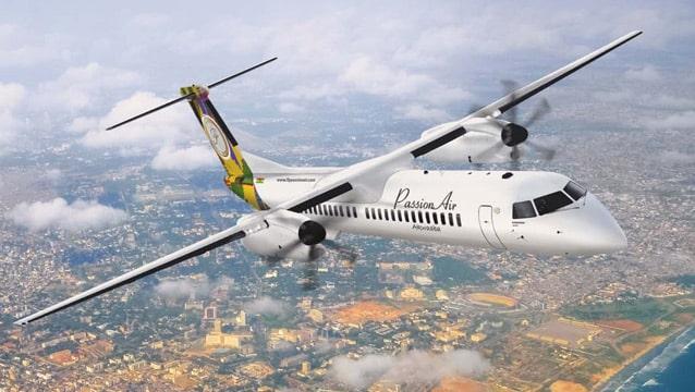 Ganalı havayolu şirketi Türk teknolojisiyle uçuyor