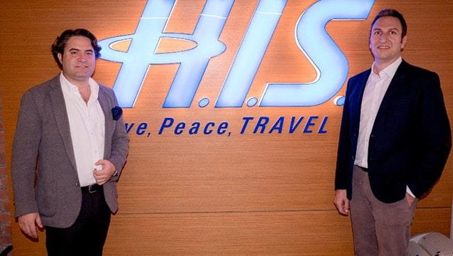 H.I.S Turizm, Travel PR'la anlaştı