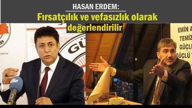 Hasan Erdem 'Ortak Aklı' değerlendirdi...