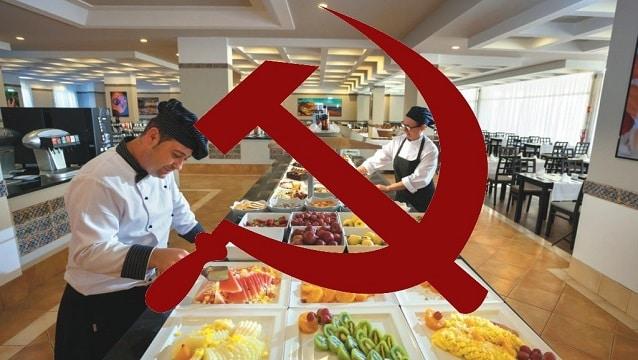 'Her şey dahil' komünist işi mi?