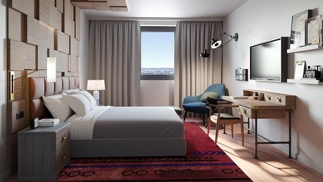 Hilton Avrupa kıtasındaki ilk Canopy otelini Hırvatistan'da açıyor