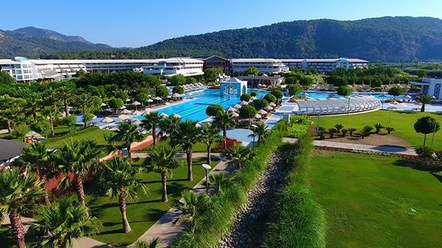 Hilton Dalaman Sarıgerme yeni sezona hazır