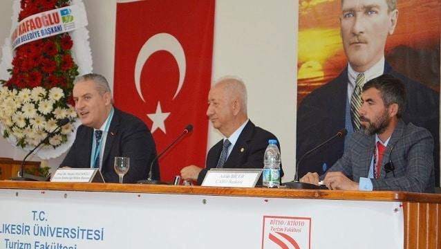 I. Turizm Rehberliği Kongresi Balıkesir'de düzenlendi