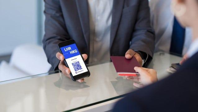 İki havayolu, turistler için aşı pasaportunu tanıtmaya hazırlanıyor