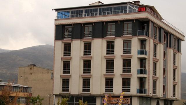 İlçenin ilk oteli açıldı