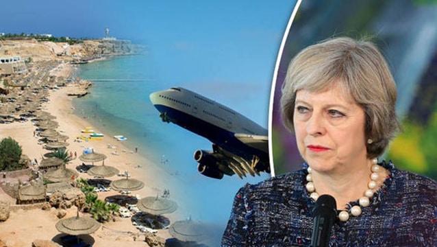 İngiltere'den Mısır'a şok