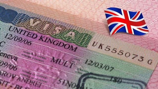 İngiltere vizesi için yeni uygulama…