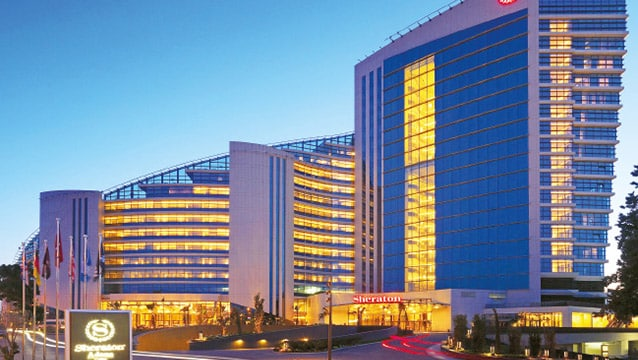 Yapımı süren Sheraton otelin inşaatçısı konkordato ilan etti